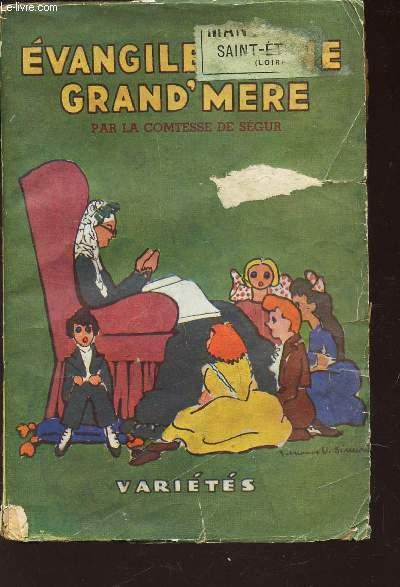 EVANGILE D'UNE GRAND'MERE