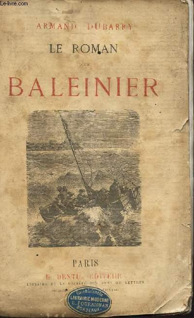 LE ROMAN D'UN BALEINIER