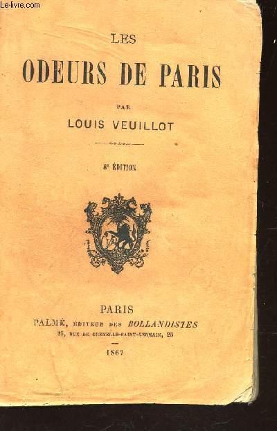 LES ODEURS DE PARIS / 8e EDITION