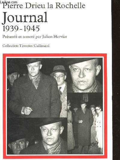 JOURNAL 1939-1945 - / COLLECTION