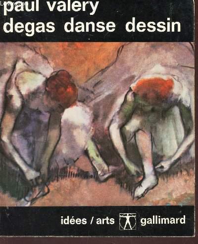 DEGAS DANSE DESSIN / COLLECTION IDEES - ARTS