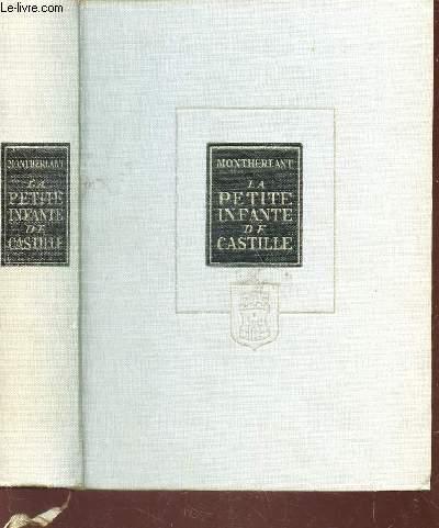 LA PETITE INFANTE DE CASTILLE- HISTORIETTE.