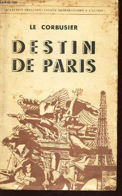 DESTIN DE PARIS / COLLECTION PRELUDES