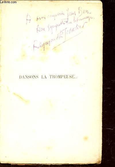 DANSONS LA TROMPEUSE...