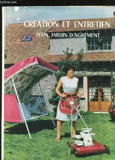 cr ation et entretien d un jardin d agr ment chopard m. Black Bedroom Furniture Sets. Home Design Ideas