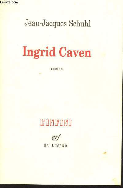 INGRID CAVEN / COLLECTION