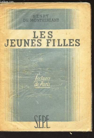 LES JEUNES FILLES / LECTURES DE PARIS.
