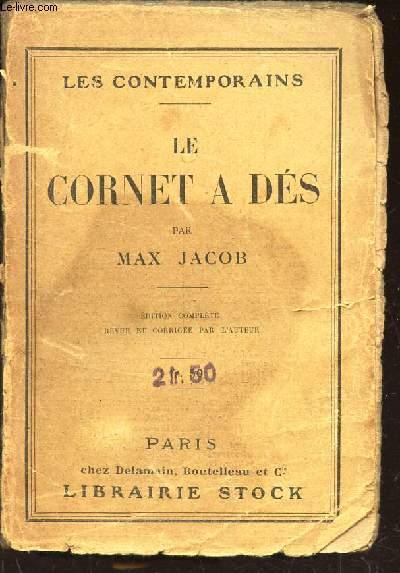 LE CORNET A DES / LES CONTEMPORAINS