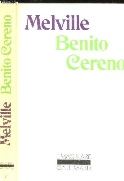 BENITO CERENO ET AUTRES CONTES DE LA VERANDA / COLLECTION 'L'IMAGE