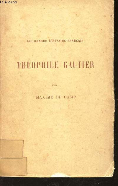THEOPHILE GAUTIER / COLLECTION