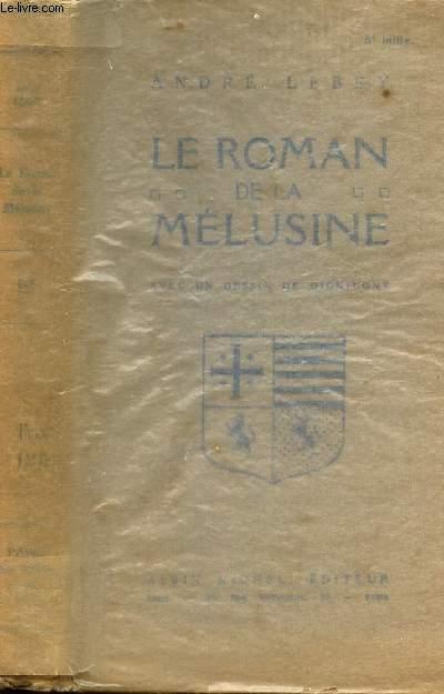 LE ROMAN DE LA MELUSINE