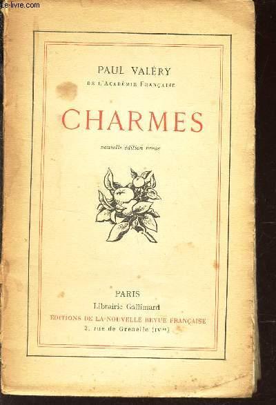 CHARMES  / NOUVELLE EDITION REVUE