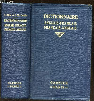 A NEW FRENCH-ENGLISH AND ENGLSIH-FRENCH DICTIONARY