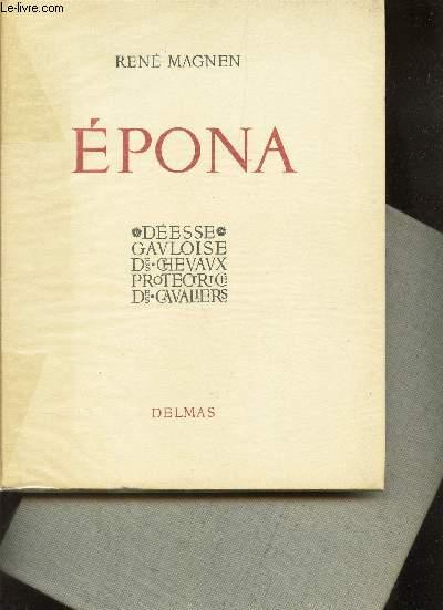 EPONA / DEESSE - GAULOISE DE CHEVAUX PROTECTRICE DES CAVALIERS