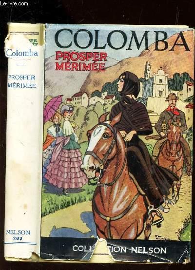 COLOMBA /  N°163 DE LA COLLECTION NELSON