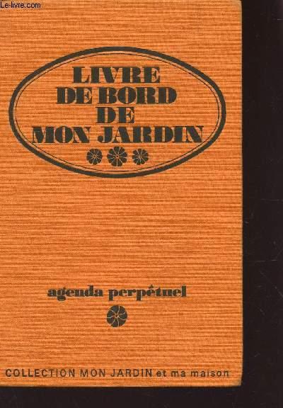 LIVRE DE BORD - AGENDA PERPETUEL