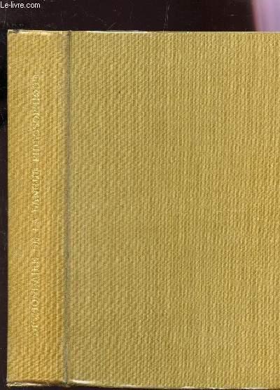 DICTIONNAIRE DE LA LANGUE PHILOSOPHIQUE / 2e EDITION
