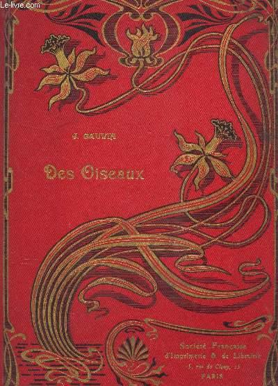 DES OISEAUX / COLLECTION