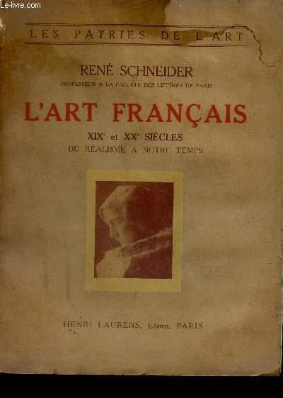 L'ART FRANCAIS - XIXe ET XXe SIECLES / COLLECTION