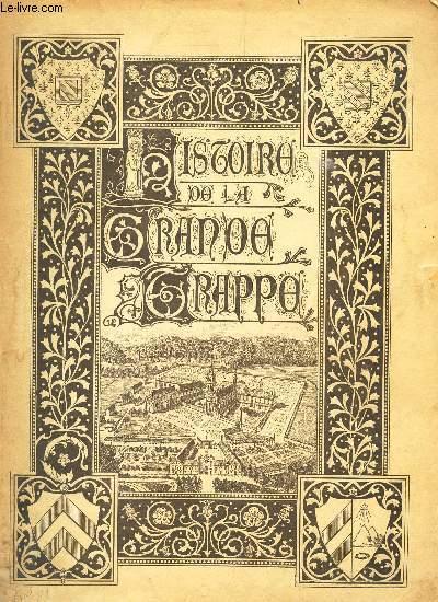 HISTOIRE POPULAIRE ILLUSTREE DE L'ABBAYE DE MAISON-DIEU N.D. DE LA GRANDE-TRAPPE / NOUVELLE EDITION