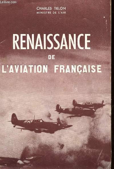 RENAISSANCE DE L'AVIATION FRANCAISE