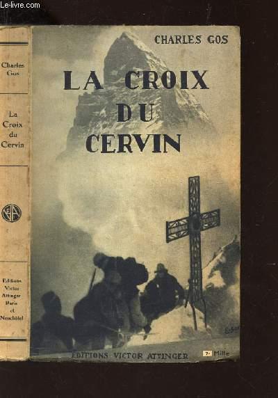 LA CROIX DU CERVIN