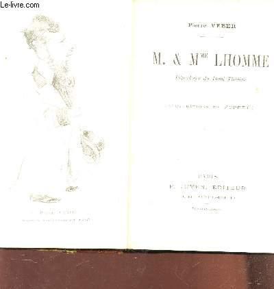 M. & Mme LHOMME - REPERTOIRE DU DEMI-THEATRE