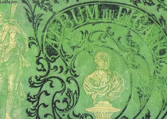 L'ALBUM DE FIGARO - 1875