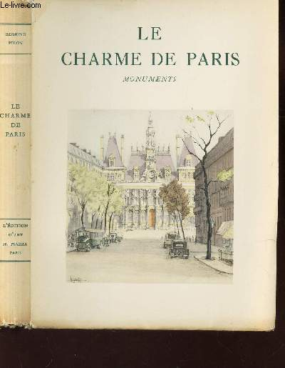 LE CHARME DE PARIS - MONUMENTS