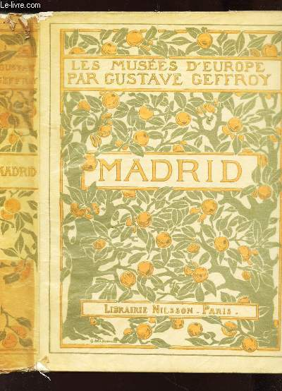 MADRID / LES MUSEES D'EUROPE