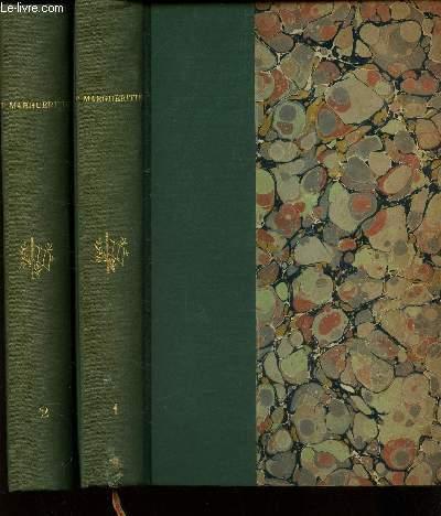 2 VOLUMES : Pascal Cefosse (moeurs du jour) + MA grande + Le cuirassier blanc + LA force des choses / L'Avril - La confession posthume + Amants + La tourmente + L'essor