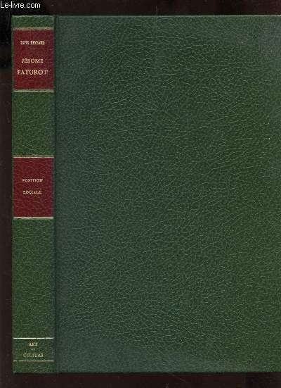 JEROME PATUROT A LA RECHERCHE SOCIALE - Edition illustrée par J.-J. Granville.