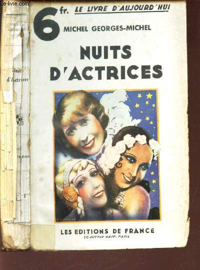 NUITS D'ACTRICES / COLLECTION