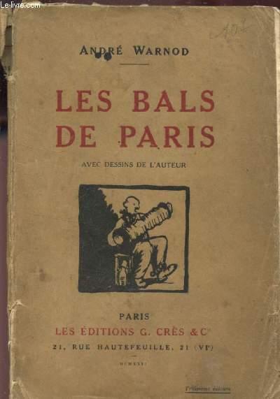 LES BALS DE PARIS
