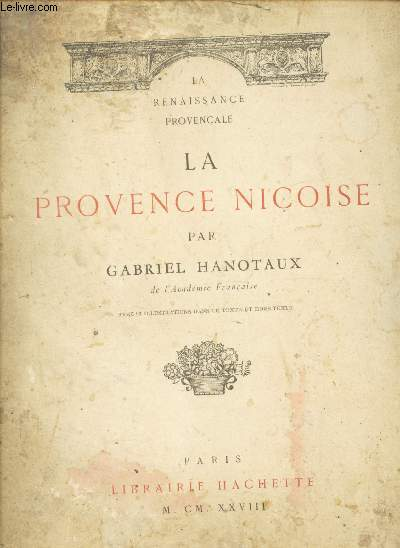 LA PROVENCE NICOISE / COLLECTION