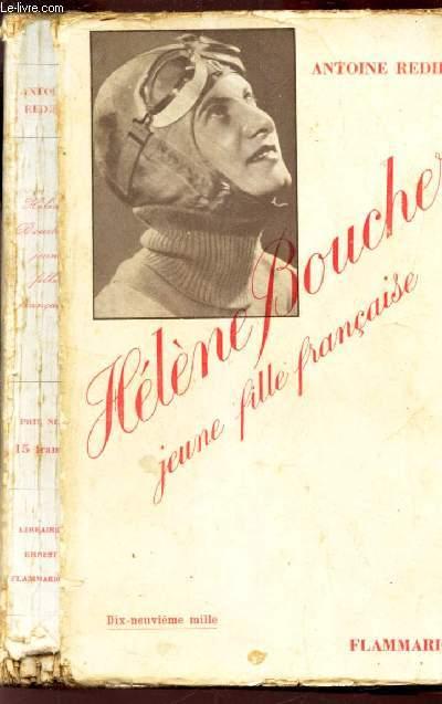 HELENE BOUCHER JEUNE FILLE FRANCAISE