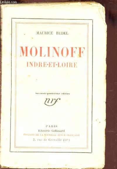 MOLINOFF INDRE-ET-LOIRE