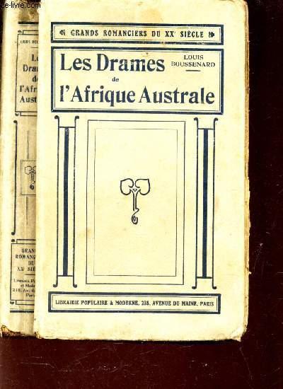 LES DRAMES DE L'AFRIQUE CENTRALE / COLLECTION