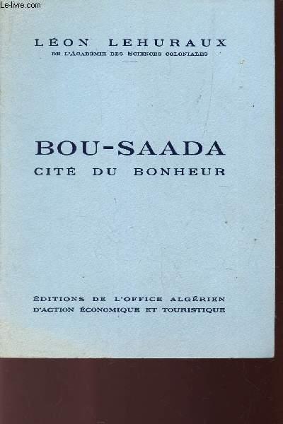 BOU-SAADA CITE DU BONHEUR