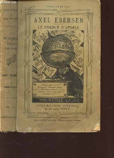 AXEL EBERSEN , LE GRADUE D'UPSALA  / 5e EDITION