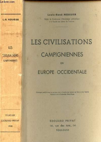 LES CIVILISATIONS CAMPIGNIENNES EN EUROPE CENTRALE