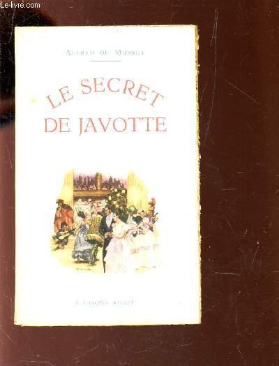 LE SECRET DE JAVOTTE