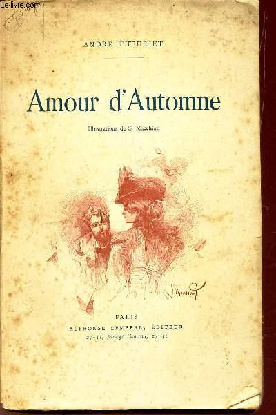 AMOUR D'AUTOMNE