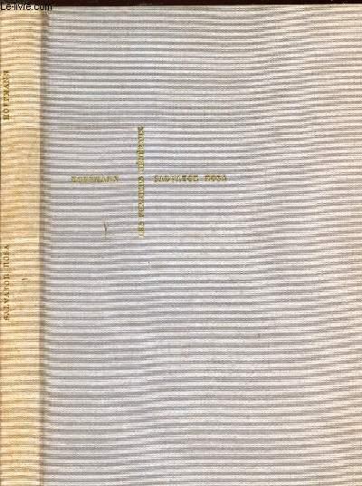 SALVATOR ROSA / 3e VOLUME DE LA COLLECTION DES