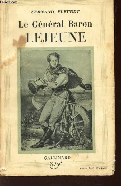 LE GENERAL BARON LEJEUNE