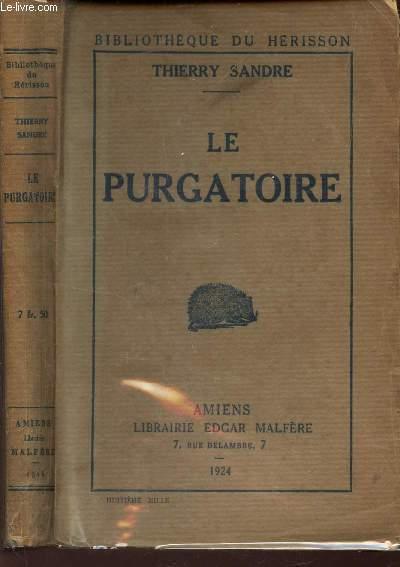 LE PURGATOIRE - SOUVENIRS D'ALLEMAND.