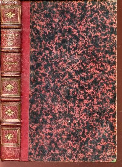 LA COMEDIE HUMAINE / VOLUME 140 - TOME II : Le Colonel Cahbert - Facino Cane - La Messe de l'Athée - Sarrazine - L'interdiction - Grandeur et decadence de Cesar Birotteau.