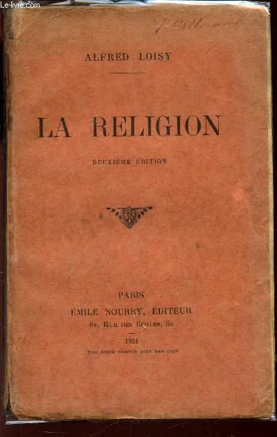 LA RELIGION / 2e EDITION