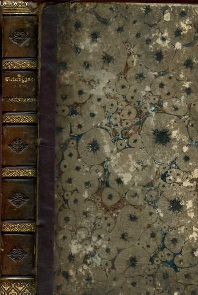 POESIES ET MESENIENNES / 9e  EDITION