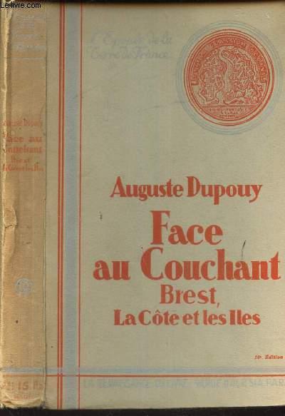 FACE AU COUCHANT BREST, LA COTE DES ILES / COLLECTION